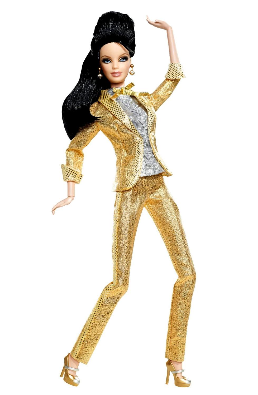 Barbie кукла коллекционная барби элвис